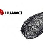 Huawei'den Parmak İzi Okuma