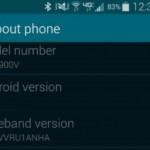 Galaxy S5 4.4.4 Kitkat Güncellemesi Kullanıcılarına Kavuştu