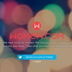 Bayanlar için Özel Sosyal Ağ:Women.com